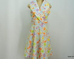 Vestido floral N�40