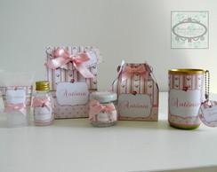 Kit Maternidade Rosas