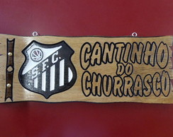 Cantinho Do Churrasco Santos