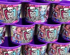 Balde Pipoca Monster High