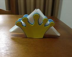 Porta guardanapo coroa Pequeno Prinicipe