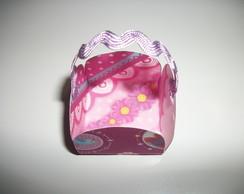 cestinha de doces personalizada
