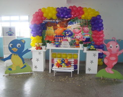 Decora��o Proven�al Backyardigans