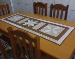 Trilho de mesa Estrela 8 pontas
