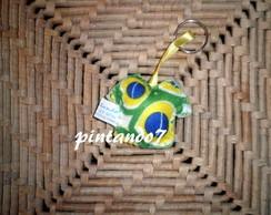Brasil camisa - Lembrancinha