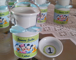 Mini Leiteira 250ml Baby Disney