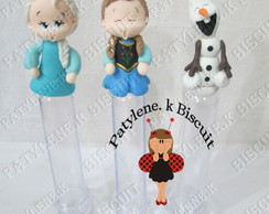 TUBETE DECORADO FROZEN BISCUIT KIT 2