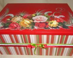Caixa Floral (porta treco)