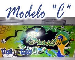 """Caneca brasil  -  MODELO   """"C"""""""