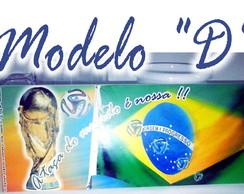"""Caneca brasil - MODELO """"D"""""""