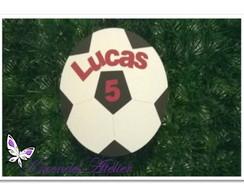 Caixa Bola de Futebol em Scrap