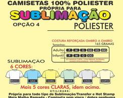 Camisetas  Sublima��o