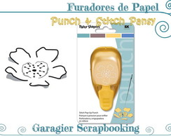 ? Furador - Punch & Stitch Pansy