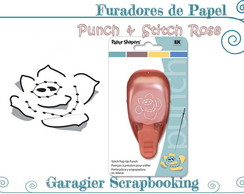 ? Furador - Punch & Stitch Rose