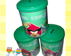 Cofre - Angry Birds Space