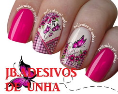 ADESIVOS DE UNHA