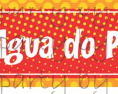 R�tulo Refri / �gua