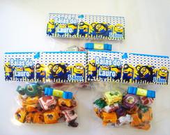 Saquinho De Balas - Minions