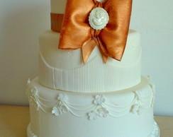 Bolos Art�sticos - Tema Casamento