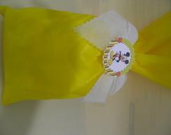 saco tnt amarelo 25x15 mickey