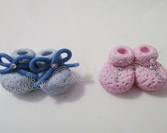 lembrancinha de maternidade - sapatinhos