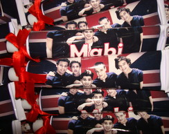bisnaga personalizada one direction