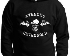 MOLETOM AVENGED SEVENFOLD