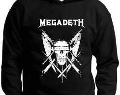 MOLETOM MEGADETH
