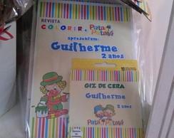 Kit Colorir Personalizado
