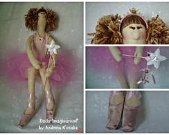 Boneca Bailarina - 80 cm