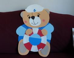 Urso Marinheiro para colocar na parede