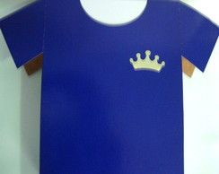 Caixas p/lembran�as camiseta