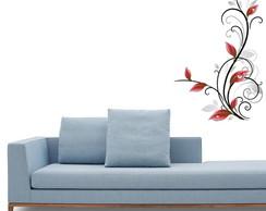 Adesivo Decorativo Florais Reais FL-339