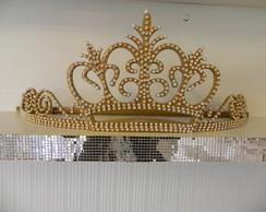 Dossel coroa Nayla luxo