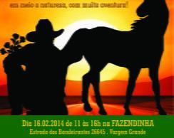 Convite FAZENDA