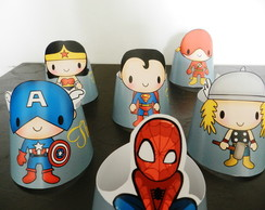 Paper Toy Super Her�is