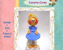 Apostila Caneta Decorada Cindy
