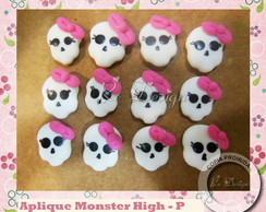 APLIQUE MONSTER HIGH