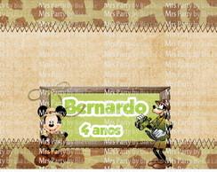 Lapela / Salopeta Mickey Safari
