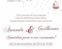 Convite Digital Casamento