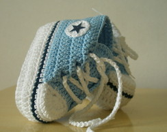 All Star baby Croch� azul bb/az marinho