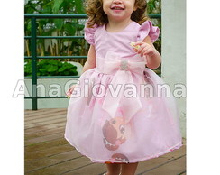 Vestido Princesa Bailarina