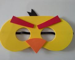mascara chuck angry birds