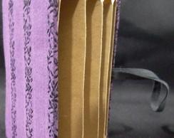Porta Cart�o Sanfonado