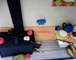 Mini Cozinha Caipira 04