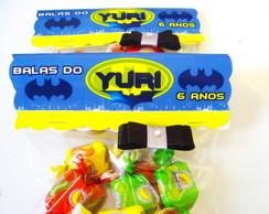 Saquinho De Balas - Batman