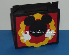 Caixa Box Mickey e Minnie
