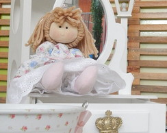 FESTA CLEAN Bonecas de pano princesas