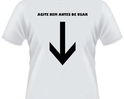 Camiseta Agite Bem