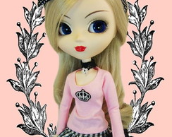 Conjunto Punk Princess